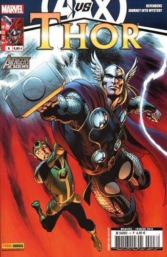 Thor, Tome 8, 2012 :