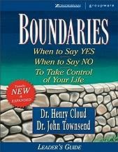Best boundaries leader's guide Reviews