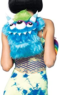 Costumes Furry Monster Backpack