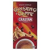 Crastan - Ginseng & Caffè Solubile – 5 bustine monodose da 20 gr - Totale 100 gr