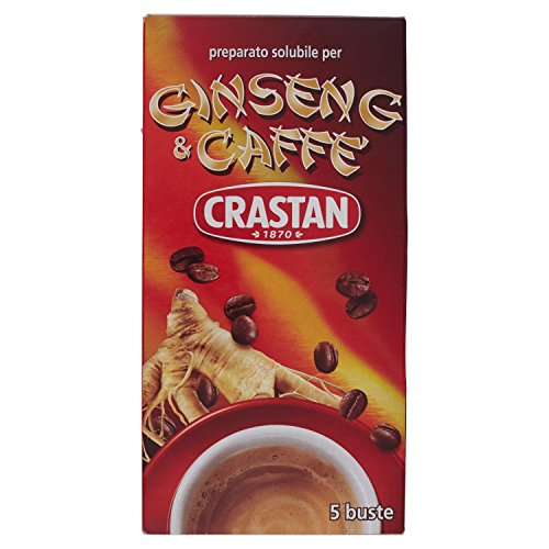 Crastan Ginseng & Caffè Solubile - 20 gr
