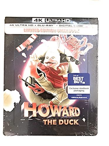 Howard The Duck (Limited Edition Steelbook) {4K + Blu-Ray + Digital}