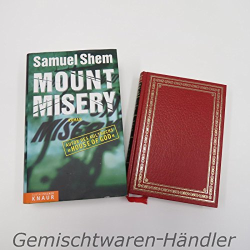 TNE oder Unbekannt Mount Misery/Readers Digest Auswahlbücher
