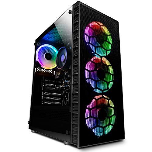 Vibox I-7 PC Gaming con un Juego Gratuito - Windows 10 - WiF