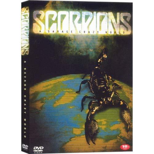 SCORPIONS A Savage Crazy World (...