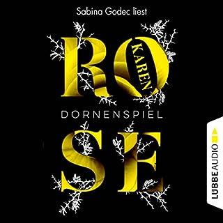 Dornenspiel     Dornen-Reihe 3              Autor:                                                                                                                                 Karen Rose                               Sprecher:                                                                                                                                 Sabina Godec                      Spieldauer: 7 Std. und 58 Min.     100 Bewertungen     Gesamt 4,3