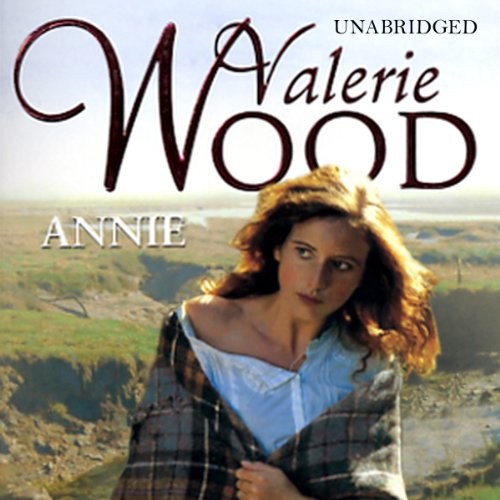 Annie audiobook cover art