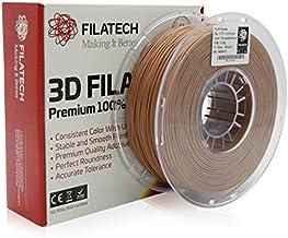 Filatech PLA Filament-1.75mm-Terracotta Brown-1.0KG - Made in UAE
