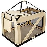 TecTake Cage Box de Transport pour Chien...