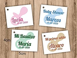 Amazon.es: Tarjeta Para Baby Shower: Handmade