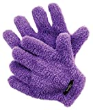 CURLY HAIR SOLUTIONS - Quick-Dry Styling Gloves (Purple)