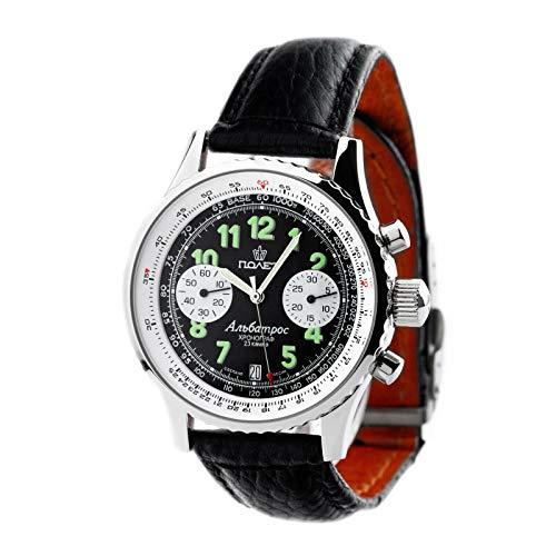 Reloj - Poljot - Para - U-2003-Schwarz