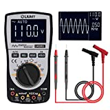 Oscilloscope Multimeter 2.0 Update,LIUMY Professional LED Handheld Oscilloscope Multimeter with...