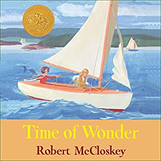 Time of Wonder                   Written by:                                                                                                                                 Robert McCloskey                               Narrated by:                                                                                                                                 Melba Sibrel                      Length: 21 mins     Not rated yet     Overall 0.0