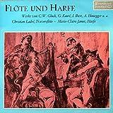 Christian Lardé , Marie-Claire Jamet , Christoph Willibald Gluck , Gabriel Fauré , Jacques Ibert , Arthur Honegger - Flöte Und Harfe - Harmonia Mundi - HWS 316 105