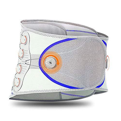 Mesas Almohadilla Desmontable de Soporte Lumbar, diseño de Malla Transpirable con...