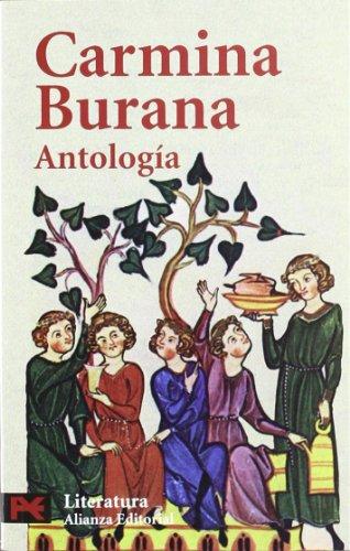 Carmina Burana: Antología (El libro de bolsillo - Literatura)