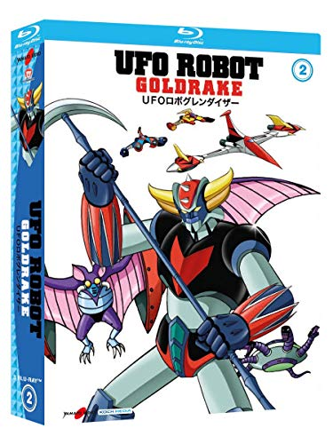 Ufo Robot Goldrake Vol.2 (3 Blu-ray)