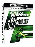 Fast And Furious 6 (Blu-Ray 4K Ultra HD+Blu-Ray) [Blu-ray]