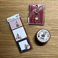 Moomin×Afternoon Tea リトルミイ マステ付箋チャーム