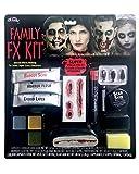 Horror-Shop Kit De Maquillaje De Halloween Family FX