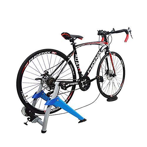 Rodillo para Bicicleta El Soporte Plegable De Bicicleta del Ejercicio Cubierta W...