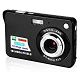 GordVE 2.7 Inch Digital Camera, HD Camera for Backpacking,...