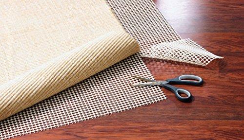 Kamaca Teppich-Gleitschutz Antirutsch Matte Teppichunterlage Größe kein Verrutschen mehr universell einsetzbar individuell zuschneidbar robust (80x120 cm)