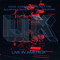 Live in America by UK