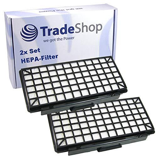 2x HEPA-Filter/Allergikerfilter/Pollen-/Hygienefilter für Bosch BBZ154 BBZ154HF BSGL5 BSGL5PRO5 BSGL52230/01 BGB7330/10 BSGL52237/02 BSGL5PETGB/02 BSGL52236/01 BSGL52233/01 BSGL52236/02 BSGL5PRO7/02