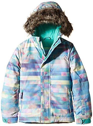 O'Neill Mädchen Skijacke PG Radiant Jacket, Blue AOP, 152