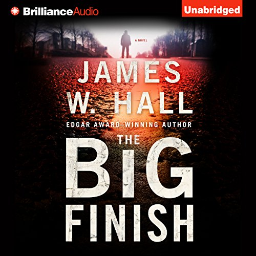 The Big Finish audiobook cover art