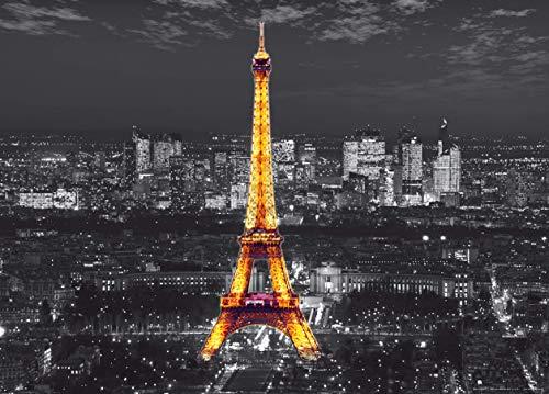 Fotobehang FTNm2643 fotomurals Eiffeltoren