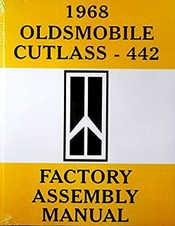 cutlass 442 engine