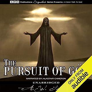 Couverture de The Pursuit of God