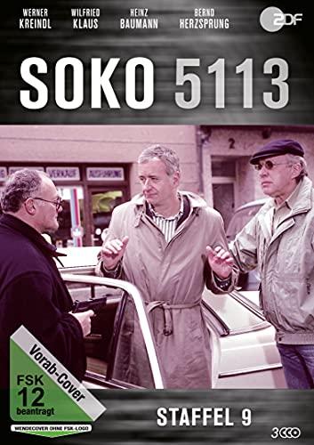 SOKO 5113 - Staffel 9 [3 DVDs]