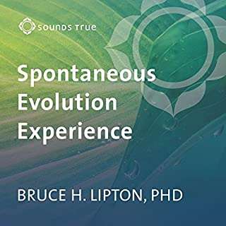 The Spontaneous Evolution Experience audiobook cover art