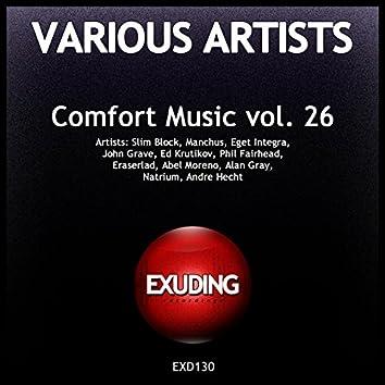 Comfort Music Vol. 26