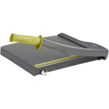 "Swingline Paper Trimmer, Guillotine Paper Cutter, 12"" Cut Length, 10 Sheet Capacity, ClassicCut Lite (9312)"