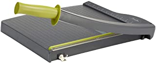 "Swingline Paper Trimmer, Guillotine Paper Cutter, 12"" Cut Length, 10 Sheet Capacity,.."