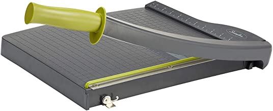 Swingline Paper Trimmer, Guillotine Paper Cutter, 12 in Cut Length, 10 Sheet Capacity, ClassicCut Lite (9312)
