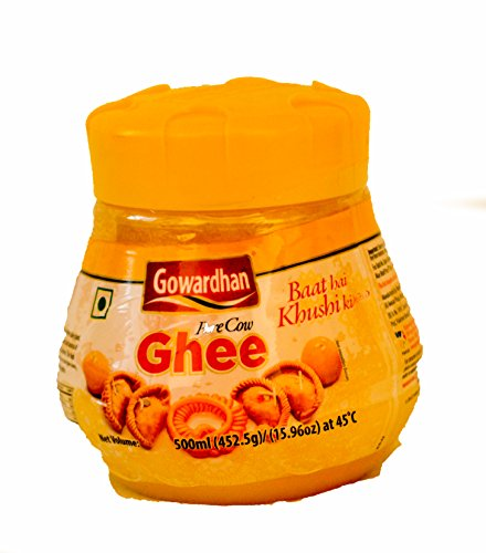 Gowardhan Ghee Jar, 500ml