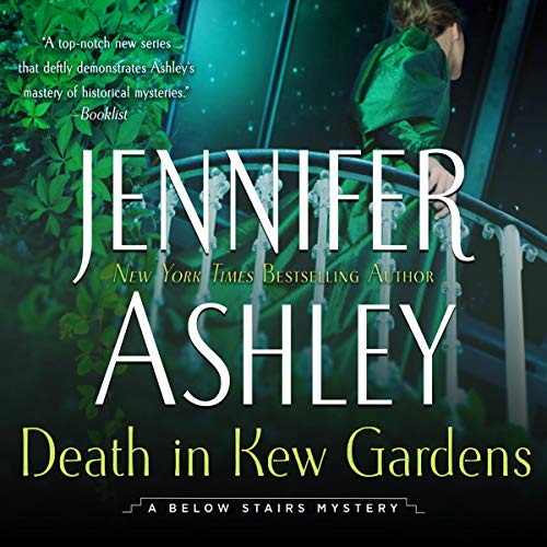 Death in Kew Gardens audiobook cover art
