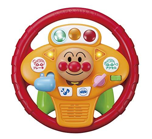 アンパンマン ミュージックでGO!のりのりドライブハンドル