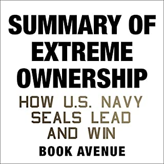 Summary of Extreme Ownership audiobook cover art