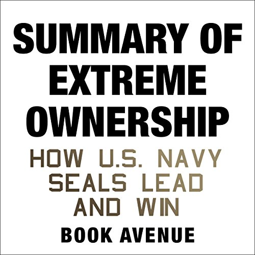 Summary of Extreme Ownership Titelbild