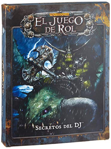 Edge Entertainment-Warhammer El Juego de rol. Secretos del DJ (EDGWHF08)
