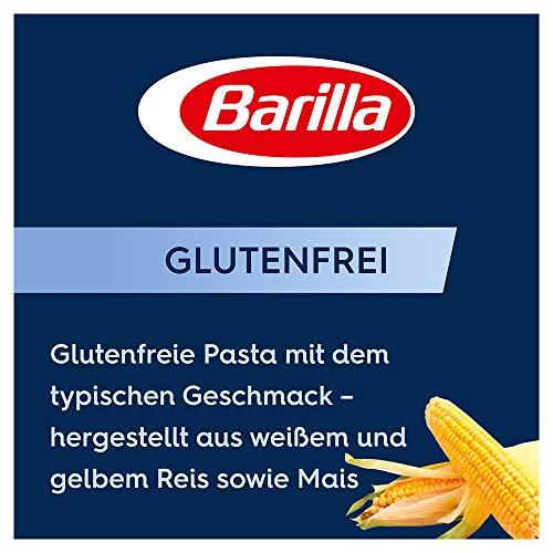 Barilla Pasta Penne Rigate Glutenfrei aus Reis und Mais, 14er Pack (14 x 400g) - 3