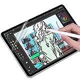 iPad Air 3 (2019) / iPad Pro 10.5 保護フィルム ペーパーライク フィルム 紙のような描き心地 反射低減 非光沢 アンチグレア ペン先磨耗防止 貼り付け失敗無料交換