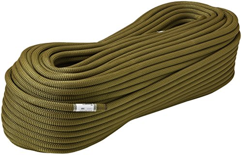 Singing Rock R44 NFPA Static Rope (10.5-mm x 200-Feet, Olive)